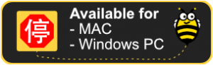 Chinese drivers license MAC PC